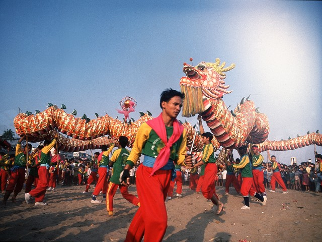 Chinese New Year in Thailand (1/4)