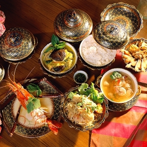 Traditional Thai Meal