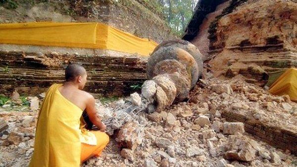 Quake Hits Burma