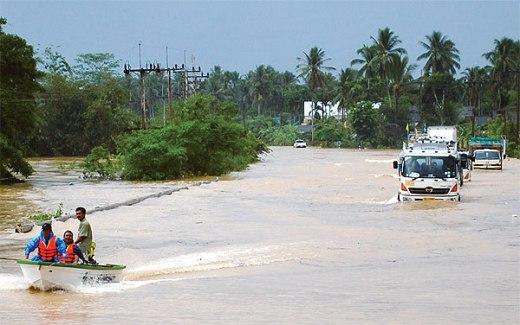 Surat Thani's Don Sak district