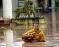 Temples Flooded