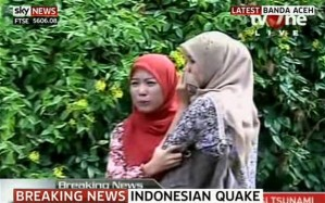 Sumatra from Sky News